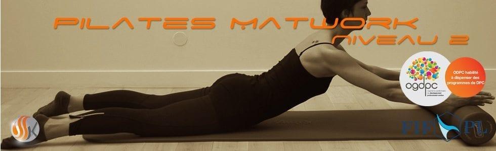Pilates Matwork Niveau 2